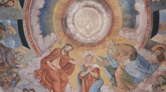 Affresco Cappella di San Mauro