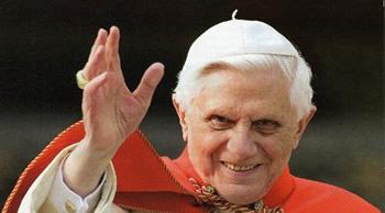 Impiegatele - Benedetto XVI
