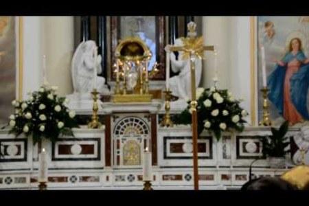 Miracolo Eucaristico di Cascia Peregrinatio