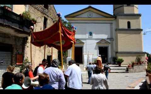 festa di: S. Nazario Martire 5 maggio 2013 (parrocchia di San Nazario)