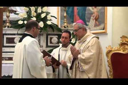 Santuario Eucaristico S. Mauro la Bruca: Consacrazione nuovo Altare 01-11-2012.