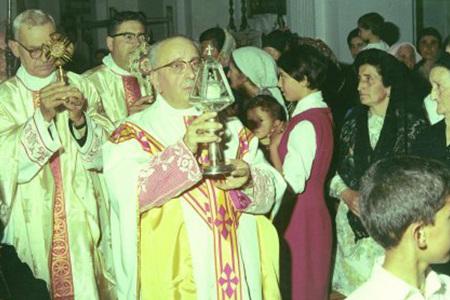 Il dono dell'Ostensorio (1970)