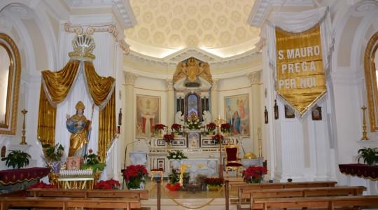 Festa di San Mauro Abate 15 gennaio 2015